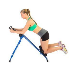 SportPlus AB Plank Bauchtrainer Test
