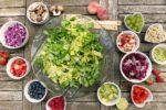 richtige Ernährung optimale Ernährung Makronährstoffe Mikronährstoffe